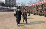 Kim Jong-un Fractured Both His Ankles From Wearing High Heels