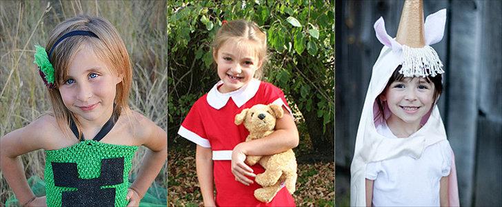21 Princess-Free Halloween Costumes For Girls