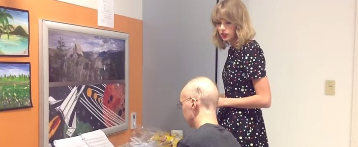 Taylor Swift's Duet With a Leukemia Patient Will Fill Your Heart With Joy