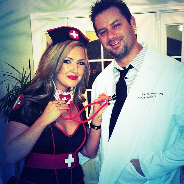 Sexy doctor and nurse