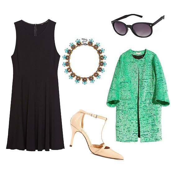 12 Ways to Style Your LBD For Halloween