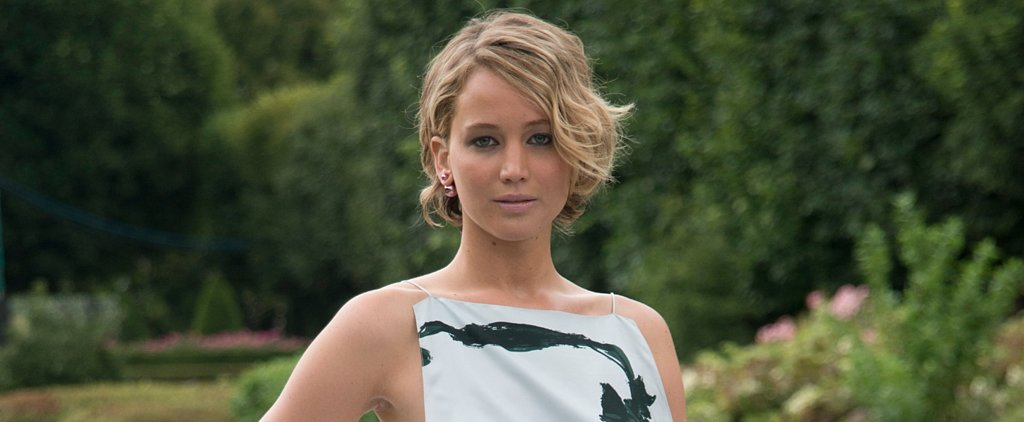 Jennifer Lawrence Takes on 4chan and Reddit