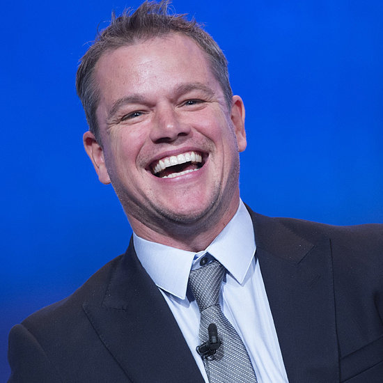 14 Times Matt Damon Proved He's Absolutely Hilarious