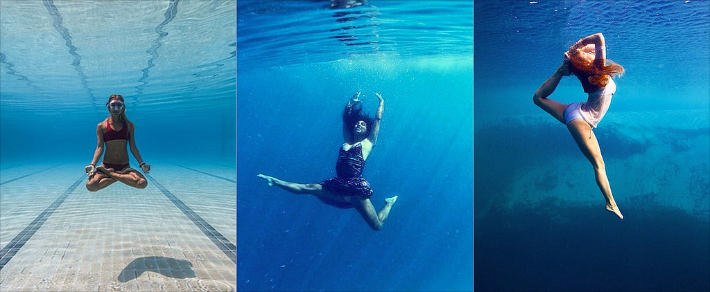 Dive Into the Breathtaking Yoga Trend Taking Over Instagram