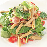 Healthy Fresh Tuna And Whole Grain Pasta Recipe