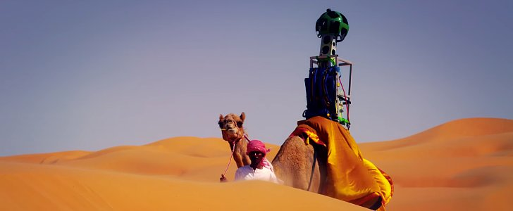 10 Trips Around the World With Google Maps Street View