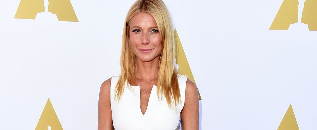 "Gwyneth Paltrow Wants to ""Spend a Little Time"" With Chris Martin's Girlfriend, Jennifer Lawrence"