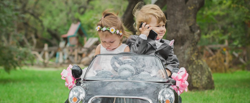 You'll Cry Laughing at This Little Boy's Marriage Woes