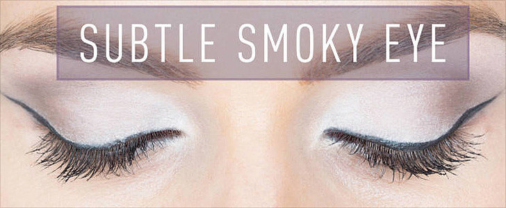 Introducing Your New Daytime Look: The Subtle Smoky Eye