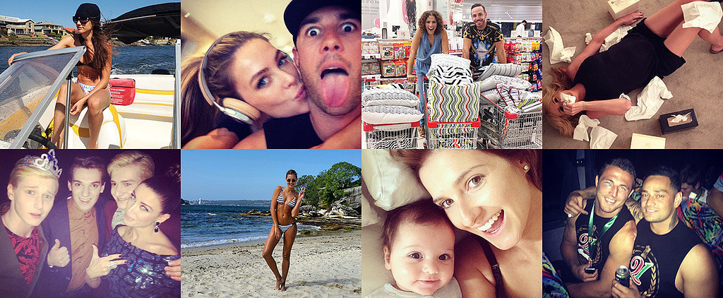 Winners Are Grinners in This Week's Cute Celebrity Candids
