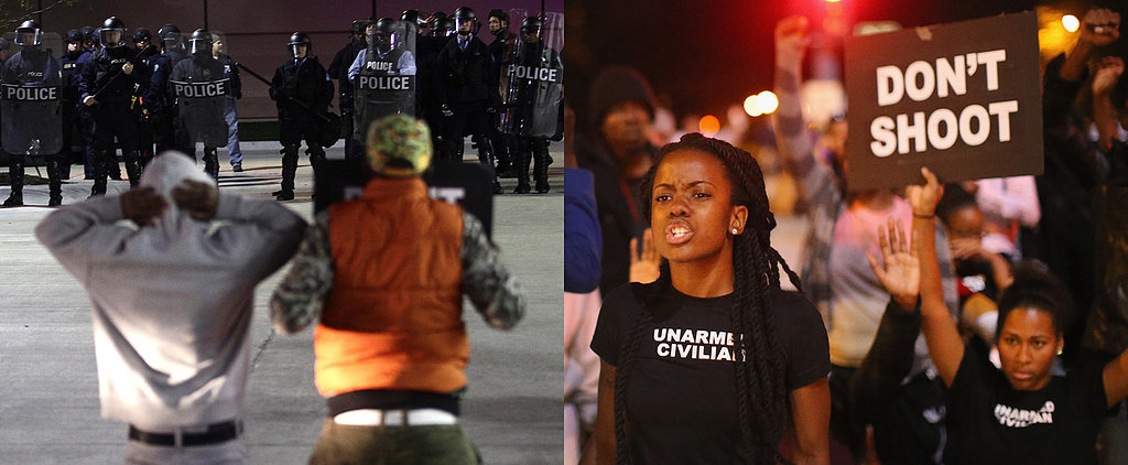 The 21 Most Powerful Pictures From the Ferguson October Protests