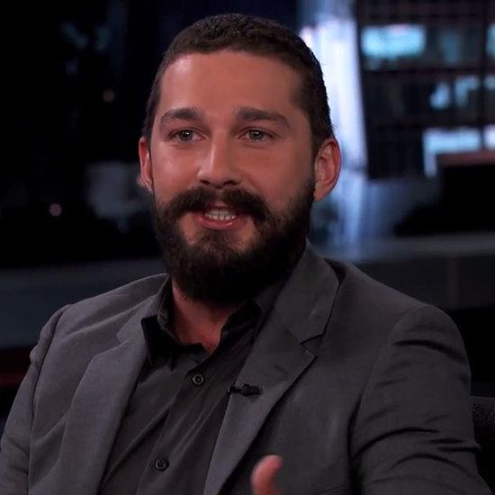 Shia LaBeouf Interview on Jimmy Kimmel Live   Video