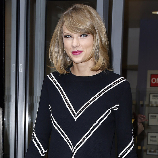 "Taylor Swift's Song ""Out of the Woods"" Is Here!"