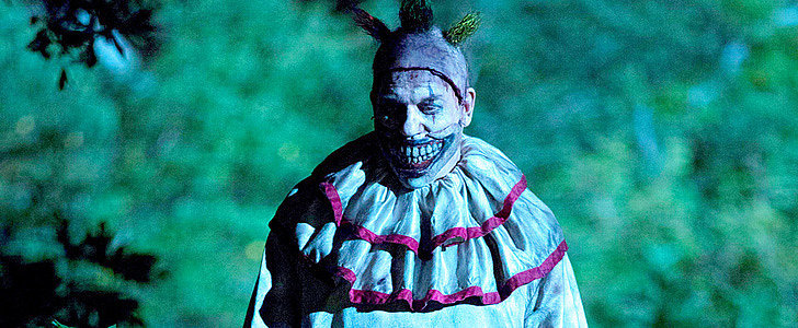 Here's What's Under Twisty's Mask on American Horror Story