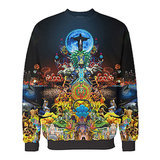 Visionaire x Gap Art Sweatshirts