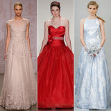 Best Coloured Wedding Dresses For 2015