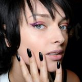 The Best Black Nail Polishes For Fall 2014
