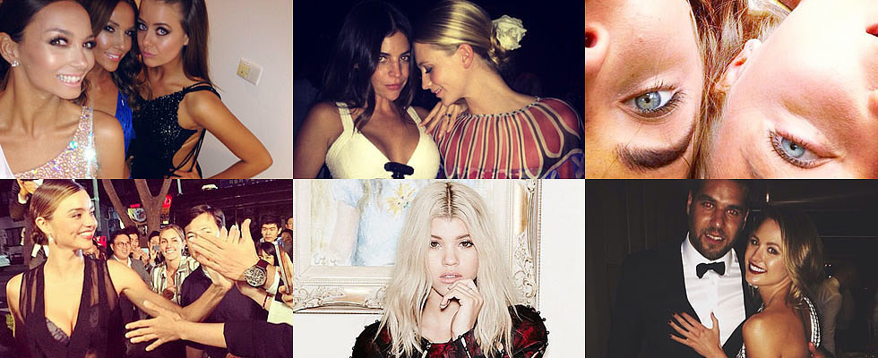 The Insta-Edit: Bambi & Lara, Nicole's Little Sister and More!
