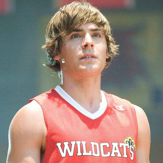 Zac Efron In High School Musical GIFs