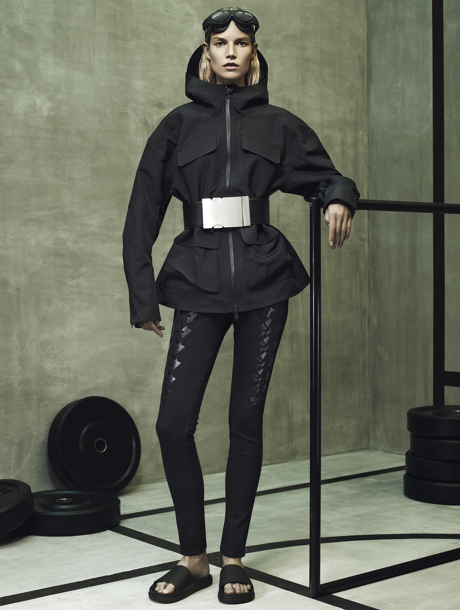 Ever since Alexander Wang and H&M announced their pending collaboration at the Coachella festival way back in April, fashionable folk have been dying to catch a glimpse of the designs and itching.