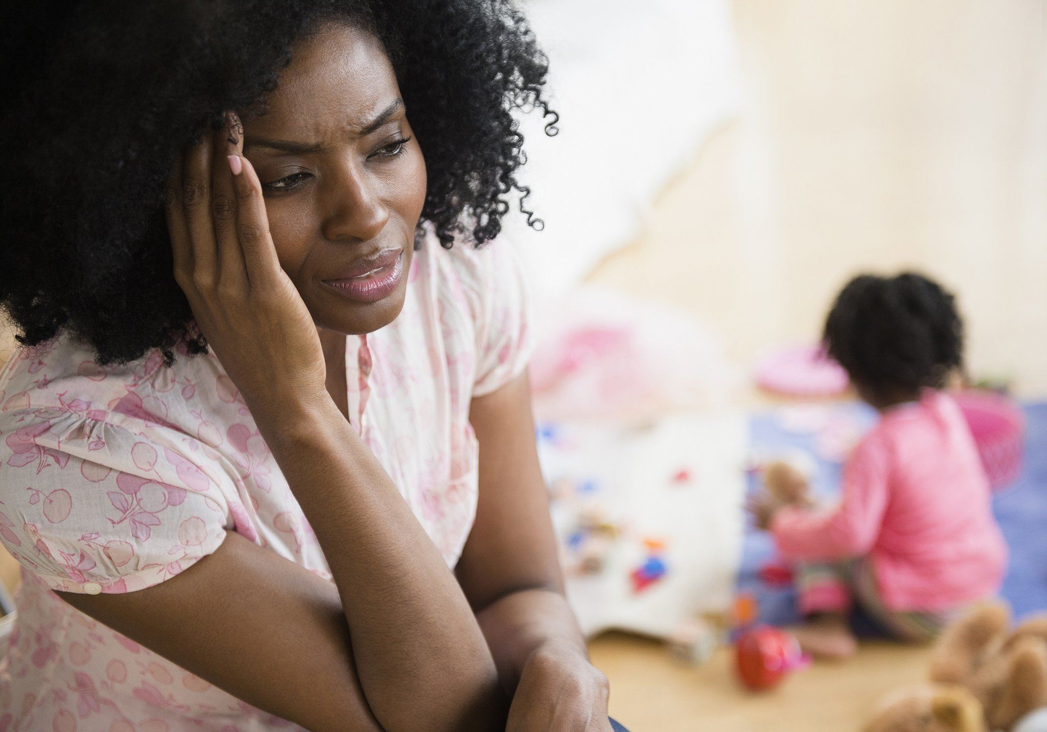 Dealing With Kids When Stressed | POPSUGAR Moms