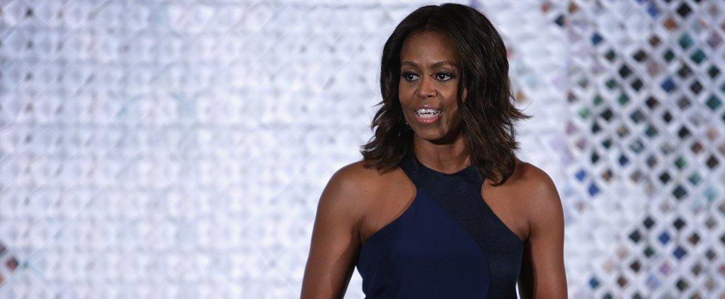 Meet Michelle Obama's New Favorite Fashion Find
