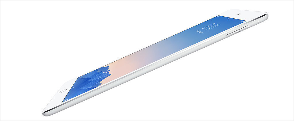 The New iPad Air 2 Is Crazy Thin