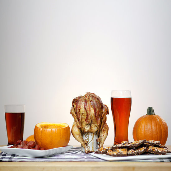 Cooking With Beer: Cheddar Beer Pumpkin Dip, Beer-Can Chicken, and More