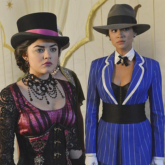Over 100 Spooky Pictures of TV Characters in Halloween Costumes