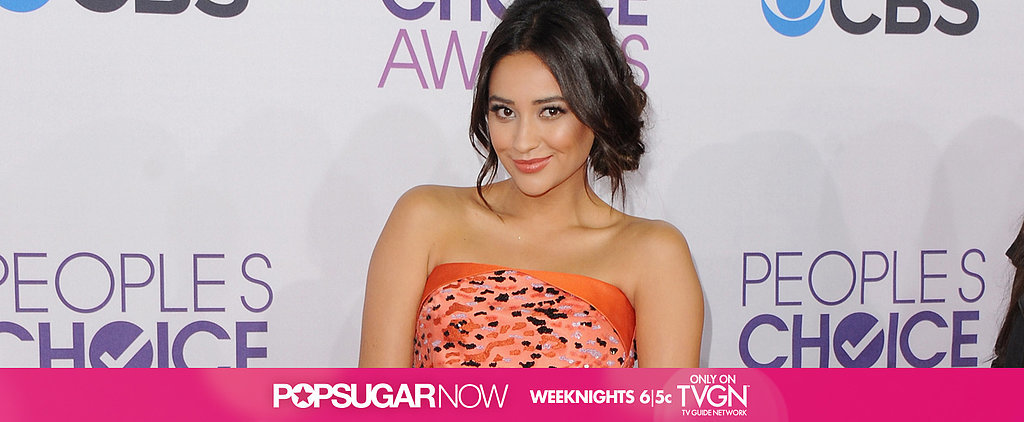This Week on POPSUGAR Now: Michael B. Jordan, Shay Mitchell, and More