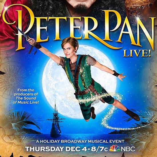 Girls Actress Allison Williams As Peter Pan