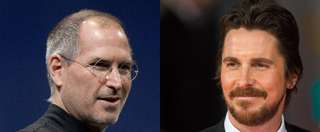 What If Christian Bale Plays Steve Jobs . . . as Batman?