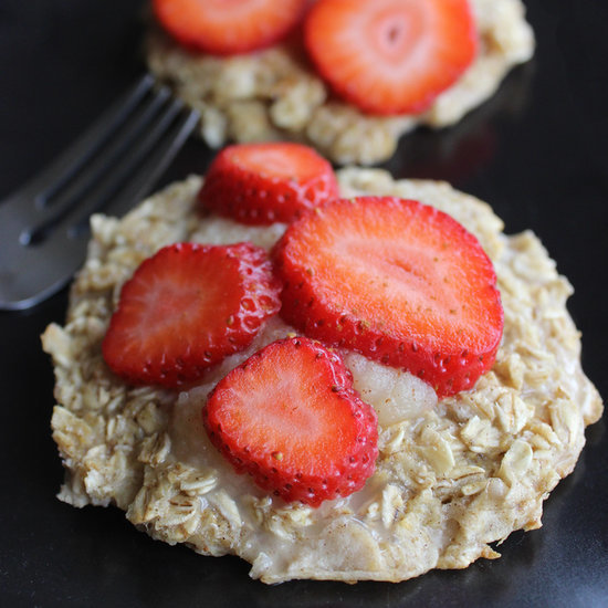 Healthy Breakfast Recipes: Cinnamon Oatcakes