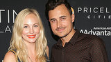 'Vampire Diaries' Candice Accola Marries The Fray's Joe King