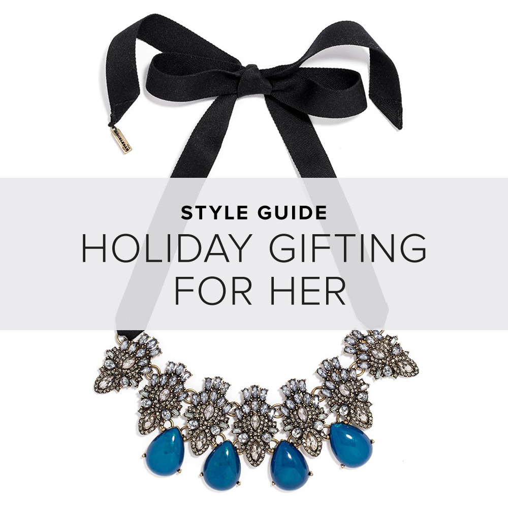 Find the Perfect Gift Holiday Gift Guide for Her