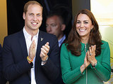 William and Kate's Baby Is Due in April