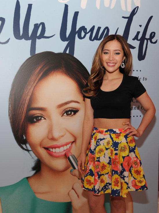 Michelle Phan Beauty Interview