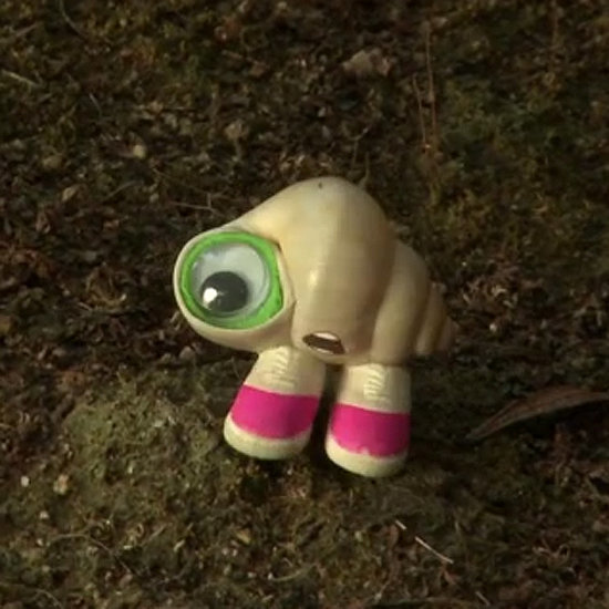 A New, Hilarious Marcel the Shell Video Is Here!
