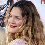 Drew Barrymore has a lingering post-pregnancy problem