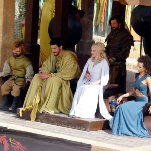 Game of Thrones Season 5 Set Pictures