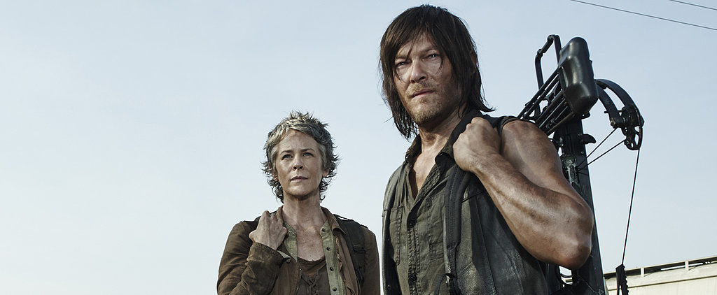 Everything You Totally Felt During The Walking Dead This Week