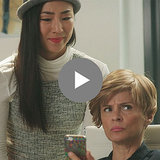 POPSUGAR's Seriously Distracted Starring Amy Sedaris Is Coming Tomorrow - Watch a Sneak Peek!