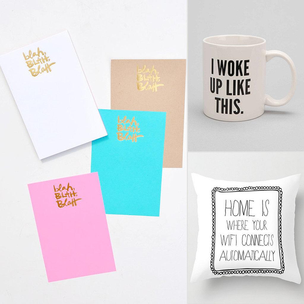 White Elephant Gift Exchange Ideas Popsugar Home