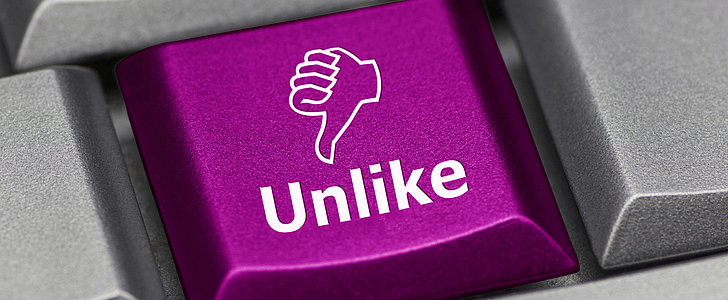 Why There Will Never Be a Facebook Dislike Button