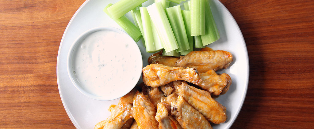 Baked Buffalo Wings: A Game-Day Classic Made Much Less Messy