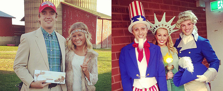 30+ Halloween Costumes With the Ultimate Americana Flair