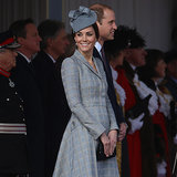 Kate Middleton's First Pregnant Appearance 2014 | Pictures