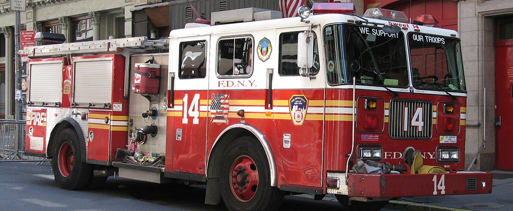 NYC's First Trans Firefighter Rocks Nail Art