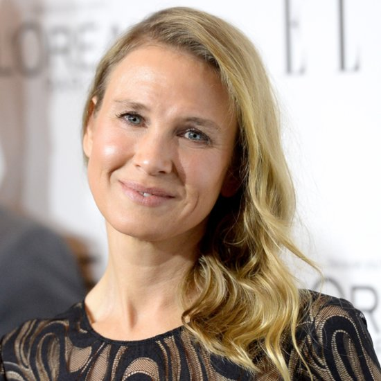 Something Is Different About Renée Zellweger's Face
