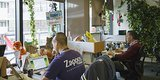 Why Zappos CEO Tony Hsieh Sits At The Same Size Desk As His Call Center Employees